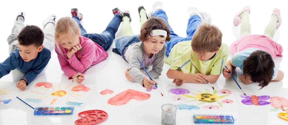 niños-creativos