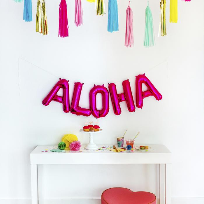 aloha cuadrada