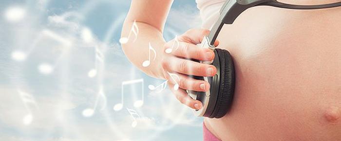 musica embarazo bebe