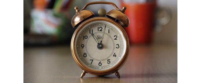el tiempo reloj