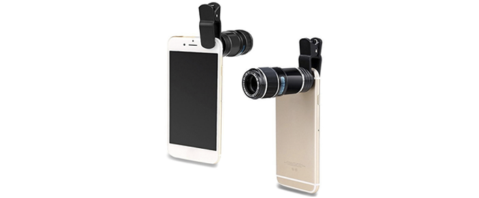 lens for smartphone