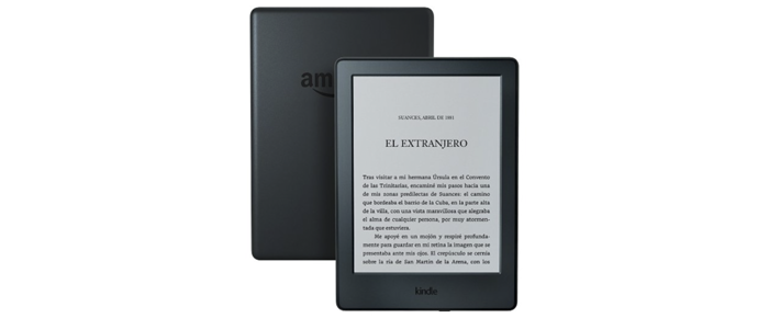 The Kindle. If Cervantes were with us he would have one of these.