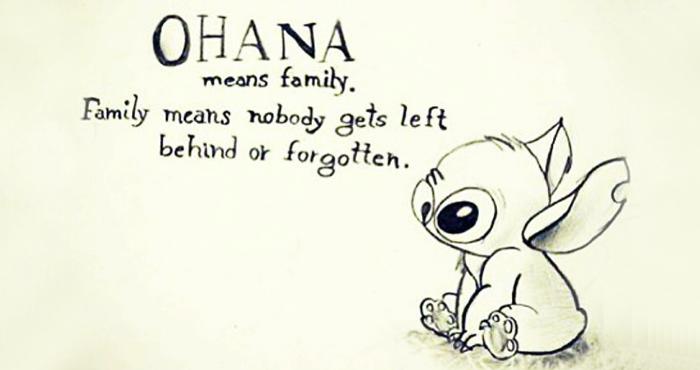 Ohana English