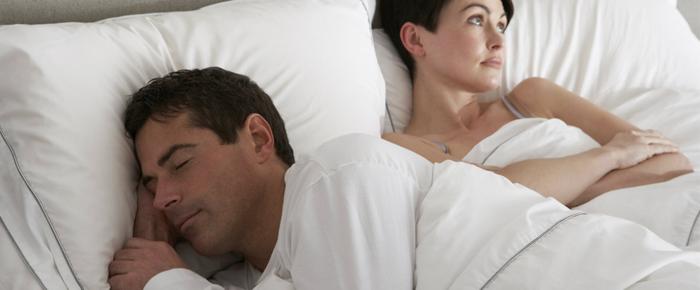 hombre dormido después sexo
