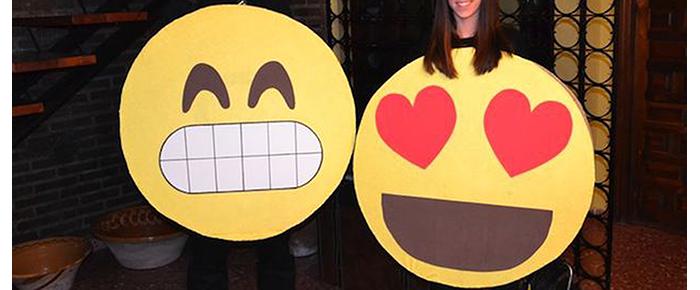 emojis disfraz