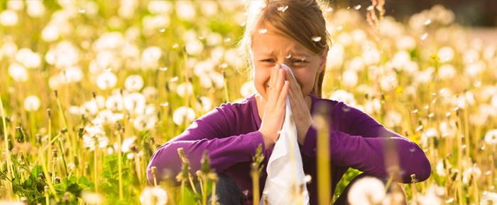 alergias primavera