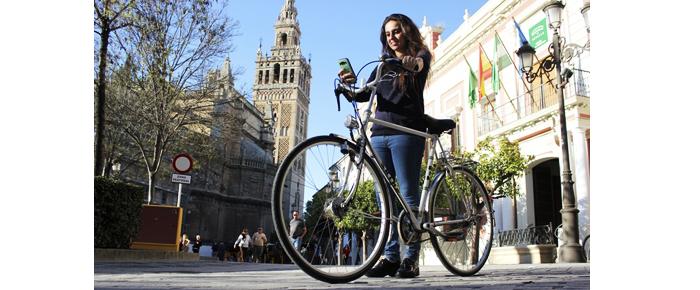ciclogreen en sevilla