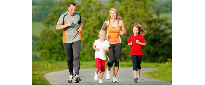 familia deporte