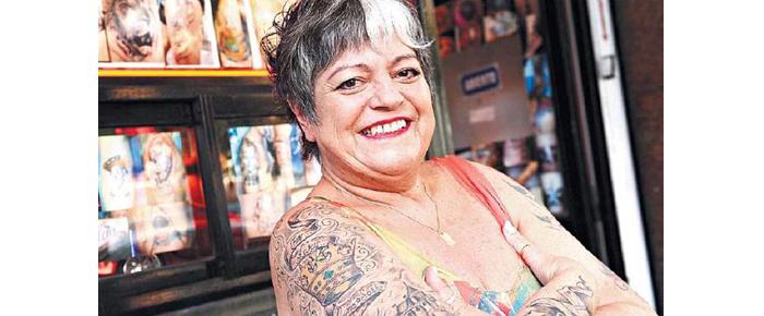 tatuajes abuelas