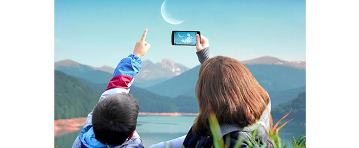 apps niños sky stars