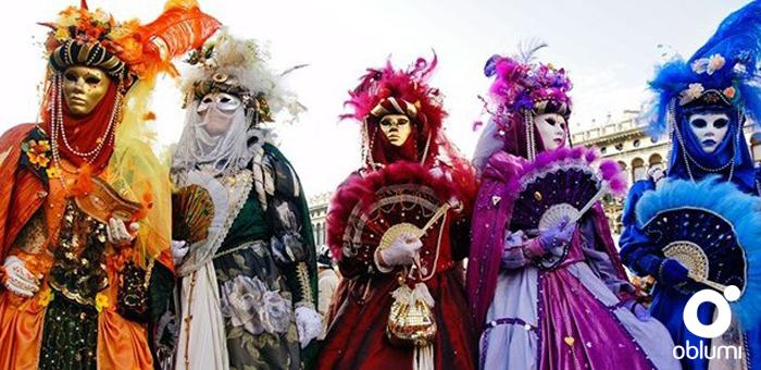 Carnival de venecia